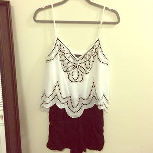 Crystal Doll Romper